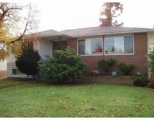 Main Photo: 570 W 49TH Avenue in Vancouver: South Cambie House for sale (Vancouver West)  : MLS®# V753133