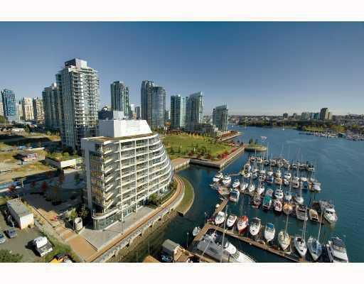 Main Photo: 801 628 KINGHORNE MEWS BB in Vancouver: False Creek North Condo for sale (Vancouver West)  : MLS®# V778161