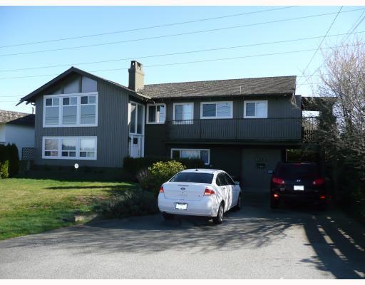 "Main Photo: 1660 53A Street in Tsawwassen: Cliff Drive House for sale in ""TSAWWASSEN HEIGHTS"" : MLS®# V810864"