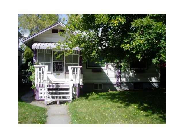 Main Photo: 722 MEMORIAL Drive NW in CALGARY: Sunnyside Residential Detached Single Family for sale (Calgary)  : MLS®# C3445834