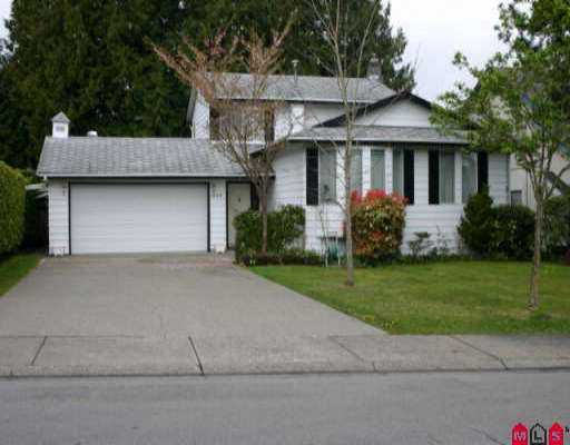 Main Photo: 13103 66A AV in Surrey: West Newton House for sale : MLS®# F2607916