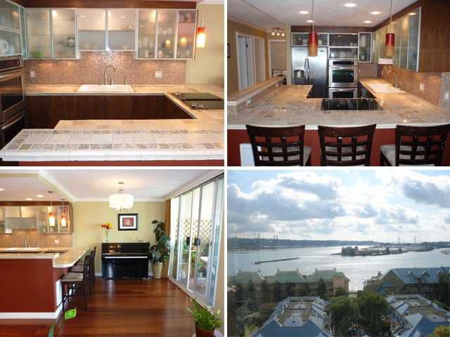 """Main Photo: 1006 1045 QUAYSIDE Drive in New Westminster: Quay Condo for sale in """"QUAYSIDE TOWER 1"""" : MLS®# V844445"""