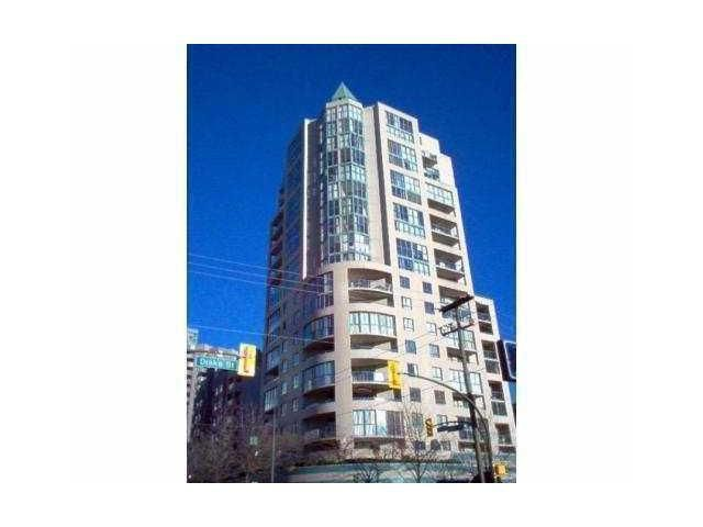 "Main Photo: 1104 789 DRAKE Street in Vancouver: Downtown VW Condo for sale in ""CENTURY TOWER"" (Vancouver West)  : MLS®# V852781"