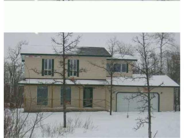 Main Photo:  in BEAUSEJOUR: Beausejour / Tyndall Residential for sale (Winnipeg area)  : MLS®# 2600222