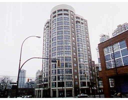 Main Photo: 1501 488 HELMCKEN Street in Vancouver: Downtown VW Condo for sale (Vancouver West)  : MLS®# V721382