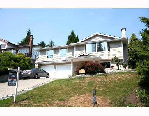 Main Photo: 1257 FALCON Drive in Coquitlam: Upper Eagle Ridge House for sale : MLS®# V726748