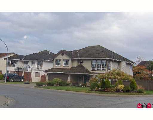 Main Photo: 35487 EDSON Place in Abbotsford: Abbotsford East House for sale : MLS®# F2624579