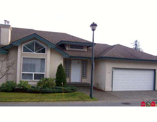 Main Photo: 33 8590 SUNRISE Drive in Chilliwack: Chilliwack Mountain Townhouse for sale : MLS®# H2805869