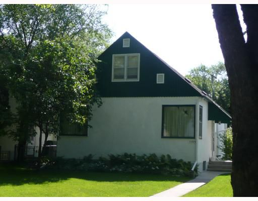 Main Photo: 1164 DORCHESTER Avenue in WINNIPEG: Manitoba Other Residential for sale : MLS®# 2915539