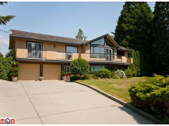 """Main Photo: 16755 20TH Avenue in Surrey: Grandview Surrey House for sale in """"NCP 2"""" (South Surrey White Rock)  : MLS®# F1029033"""