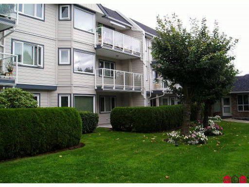 """Main Photo: 111 13965 16TH Avenue in Surrey: Sunnyside Park Surrey Condo for sale in """"WINDSOR HOUSE"""" (South Surrey White Rock)  : MLS®# F1100652"""