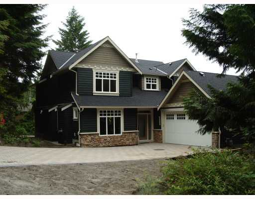 "Main Photo: 4593 RAEBURN Street in North_Vancouver: Deep Cove House for sale in ""DEEP COVE"" (North Vancouver)  : MLS®# V718788"