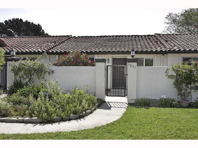 Main Photo: ENCINITAS Home for rent : 2 bedrooms : 1990 Springdale