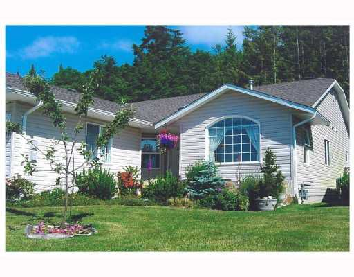 """Main Photo: 21 535 SHAW Road in Gibsons: Gibsons & Area Townhouse for sale in """"GIBSONS COUNTRY VILLAGE"""" (Sunshine Coast)  : MLS®# V748748"""