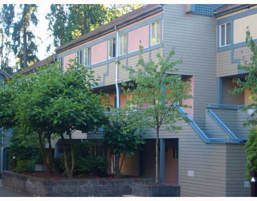 """Main Photo: 45 2978 WALTON Avenue in Coquitlam: Canyon Springs Townhouse for sale in """"CREEK TERRACE"""" : MLS®# V780206"""