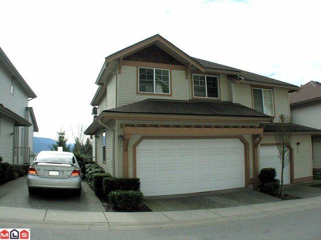 "Main Photo: 20 35287 OLD YALE Road in Abbotsford: Abbotsford East Townhouse for sale in ""THE FALLS"" : MLS®# F1007173"