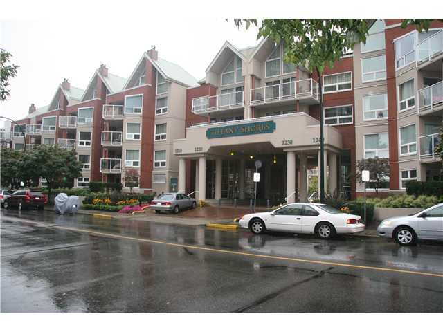 """Main Photo: 207 1210 QUAYSIDE Drive in New Westminster: Quay Condo for sale in """"TIFFANY SHORES"""" : MLS®# V848264"""