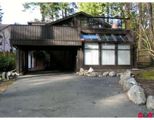 "Main Photo: 12783 14B Avenue in Surrey: Crescent Bch Ocean Pk. House for sale in ""OCEAN PARK"" (South Surrey White Rock)  : MLS®# F2905965"