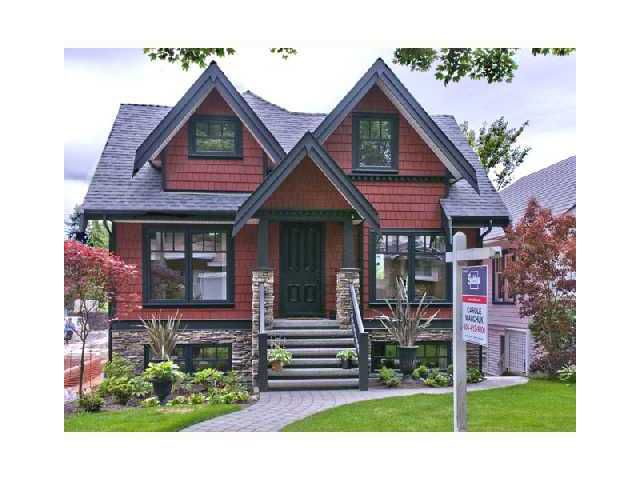 Main Photo: 2958 W 39TH Avenue in Vancouver: Kerrisdale House for sale (Vancouver West)  : MLS®# V864425