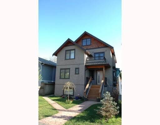 Main Photo: 62 E 19TH Avenue in Vancouver: Main House for sale (Vancouver East)  : MLS®# V761165