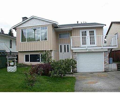 Main Photo: 1202 HORNBY Street in Coquitlam: New Horizons House for sale : MLS®# V542542