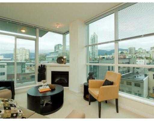 Main Photo: 707 138 E ESPLANADE Street in North Vancouver: Lower Lonsdale Condo for sale : MLS®# V801588