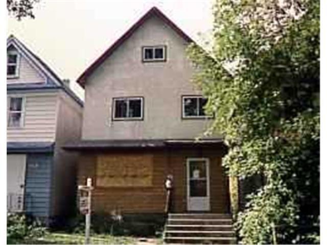 Main Photo: 564 LANGSIDE Street in WINNIPEG: West End / Wolseley Residential for sale (West Winnipeg)  : MLS®# 9619388