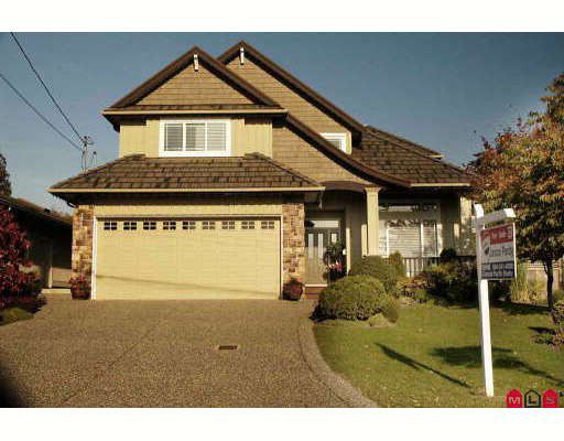 "Main Photo: 13149 14TH Avenue in Surrey: Crescent Bch Ocean Pk. House for sale in ""OCEAN PARK"" (South Surrey White Rock)  : MLS®# F2830312"