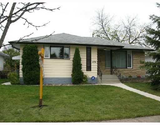 Main Photo:  in WINNIPEG: East Kildonan Single Family Detached for sale (North East Winnipeg)  : MLS®# 2717920