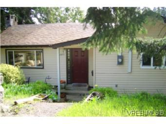 Main Photo: 3011 Glen Lake Road in VICTORIA: La Glen Lake Single Family Detached for sale (Langford)  : MLS®# 261732