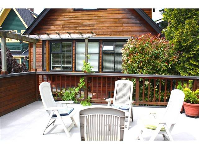 Main Photo: 2648 W 5TH Avenue in Vancouver: Kitsilano House 1/2 Duplex for sale (Vancouver West)  : MLS®# V832162