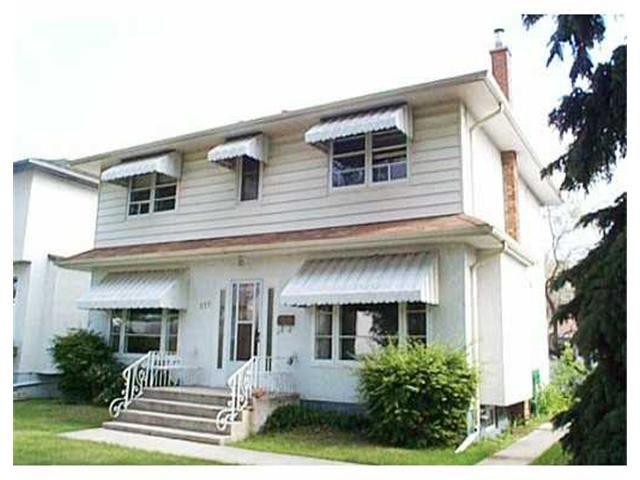 Main Photo: 337 MATHESON Avenue in WINNIPEG: West Kildonan / Garden City Residential for sale (North West Winnipeg)  : MLS®# 2307882