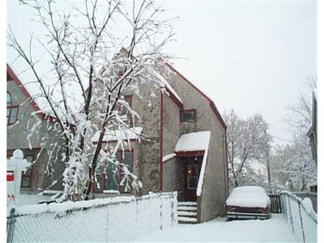 Main Photo: 259 ELLEN Street North in WINNIPEG: Central Winnipeg Residential for sale : MLS®# 2405524