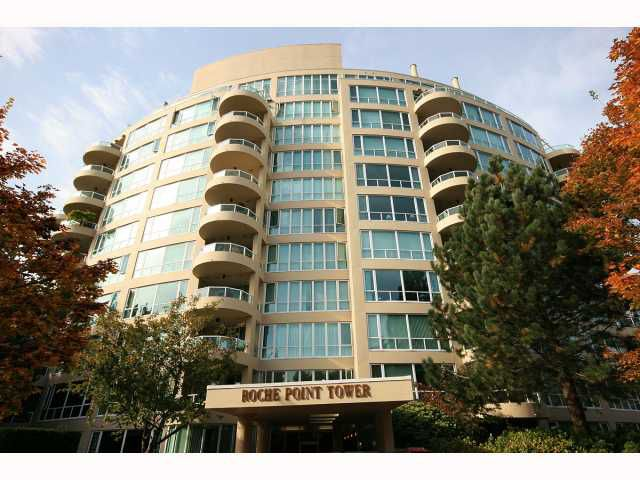 """Main Photo: 103 995 ROCHE POINT Drive in North Vancouver: Roche Point Condo for sale in """"ROCHE POINT TOWERS"""" : MLS®# V792178"""