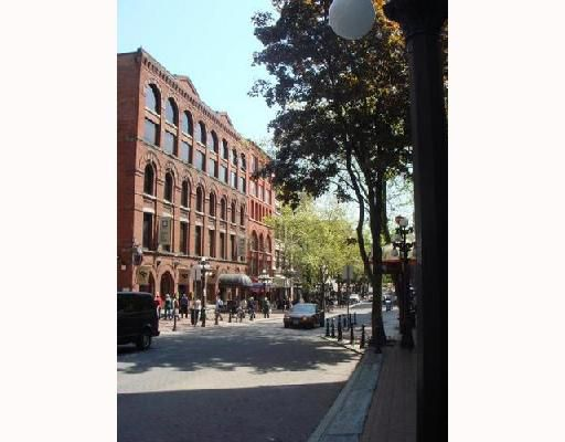 """Main Photo: 301 345 WATER Street in Vancouver: Downtown VW Condo for sale in """"THE GREENSHIELDS"""" (Vancouver West)  : MLS®# V732019"""
