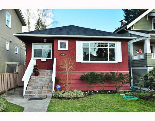 Main Photo: 5356 BLENHEIM Street in Vancouver: Kerrisdale House for sale (Vancouver West)  : MLS®# V808856