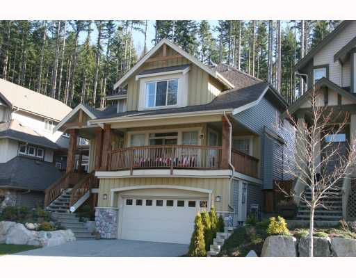 """Main Photo: 172 SYCAMORE Drive in Port Moody: Heritage Woods PM House for sale in """"EVERGREEN HEIGHTS"""" : MLS®# V811280"""