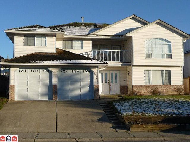 Main Photo: 3286 NADEAU Place in Abbotsford: Abbotsford West House for sale : MLS®# F1100068