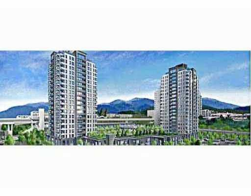 "Main Photo: 1501 4118 DAWSON ST in Burnaby: Central BN Condo for sale in ""TANDEM"" (Burnaby North)  : MLS®# V570162"