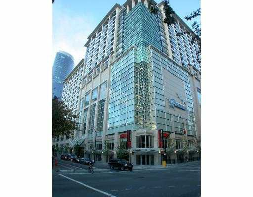 """Main Photo: 808 933 HORNBY ST in Vancouver: Downtown VW Condo for sale in """"ELECTRIC AVENUE"""" (Vancouver West)  : MLS®# V575325"""