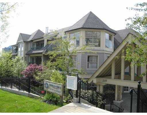 """Main Photo: 409 210 11TH Street in New_Westminster: Uptown NW Condo for sale in """"DISCOVERY REACH"""" (New Westminster)  : MLS®# V730959"""