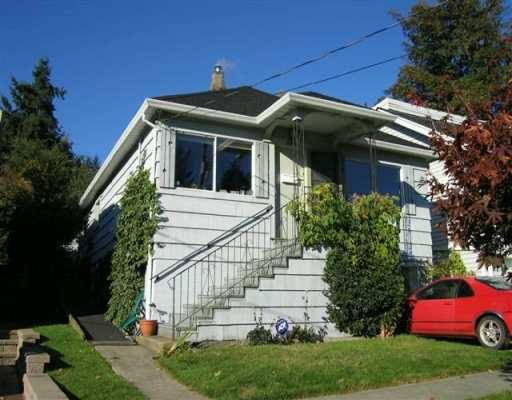 "Main Photo: 339 BUCHANAN Ave in New Westminster: Sapperton House for sale in ""Sapperton"" : MLS®# V625819"