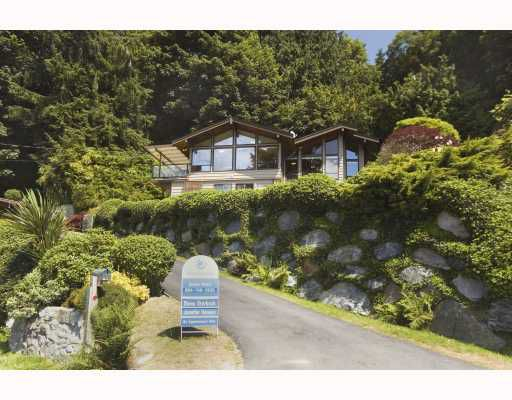 Main Photo: 1980 OCEAN BEACH ESPLANADE BB in Gibsons: Gibsons & Area House for sale (Sunshine Coast)  : MLS®# V753918