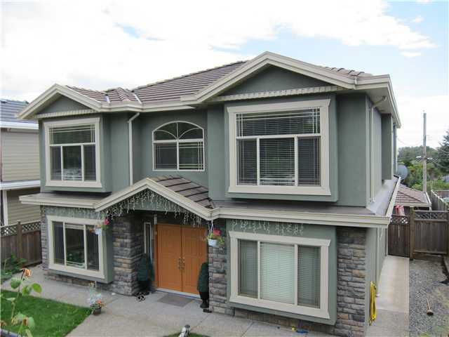 Main Photo: 6522 RUMBLE Street in Burnaby: South Slope House for sale (Burnaby South)  : MLS®# V858163