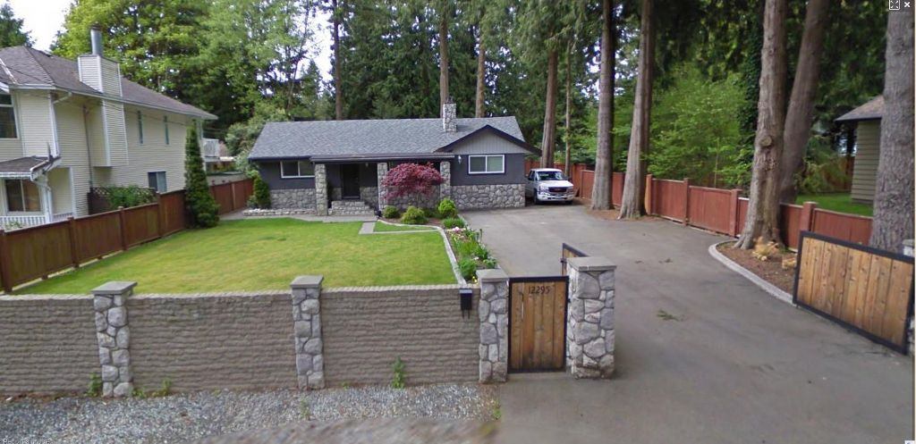 Main Photo: 12295 CRESTON Street in Maple Ridge: West Central House for sale : MLS®# V862277