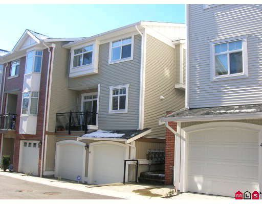 "Main Photo: 45 19551 66TH Avenue in Surrey: Clayton Townhouse for sale in ""Manhattan Skye"" (Cloverdale)  : MLS®# F2903931"