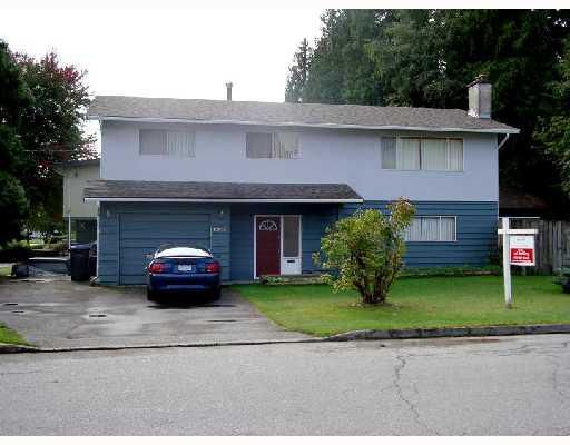 """Main Photo: 1310 FRASER Avenue in Port Coquitlam: Birchland Manor House for sale in """"BIRCHLAND MANOR"""" : MLS®# V775575"""