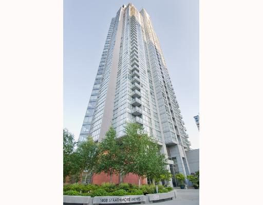 "Main Photo: 906 1408 STRATHMORE MEWS BB in Vancouver: False Creek North Condo for sale in ""WEST ONE"" (Vancouver West)  : MLS®# V784813"