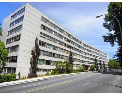 "Main Photo: 601 1445 MARPOLE Avenue in Vancouver: Fairview VW Condo for sale in ""HYCROFT TOWERS"" (Vancouver West)  : MLS®# V786668"