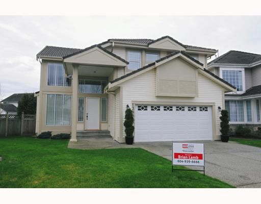 Main Photo: 1388 RHINE Close in Port Coquitlam: Riverwood House for sale : MLS®# V806686